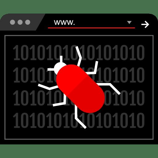 Odwirusowanie stron paraliż strony internetowej